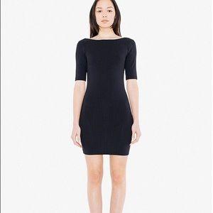 American Apparel Ribbed Dress